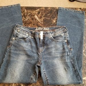Justice  Simply Low Jeans